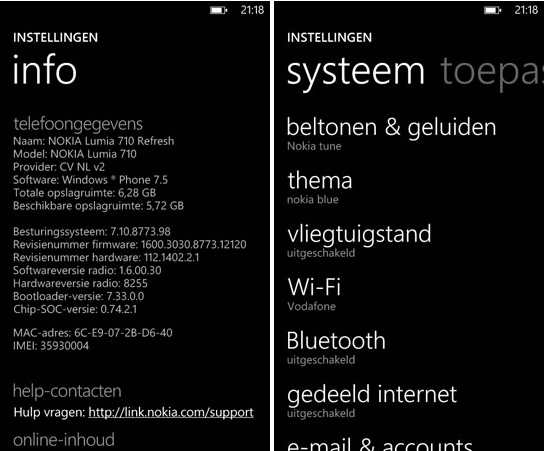 Nokia flips internet sharing switch on for Lumia 710 and 800c in Tango update
