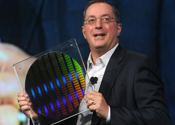 Intel CEO Paul Otellini