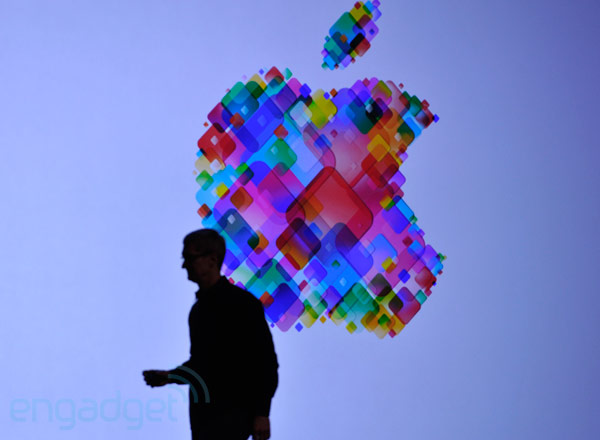 Apple's WWDC keynote video is up, play along at home update not quite for all