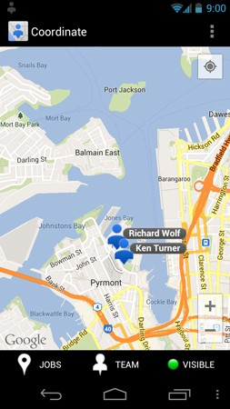 Google Maps Coordinate keep tabs on your team, dish the work out fairly video