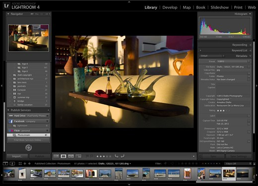 Lightroom 4 finally floats into Adobe's Creative Cloud