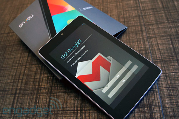 DNP Nexus 7 review