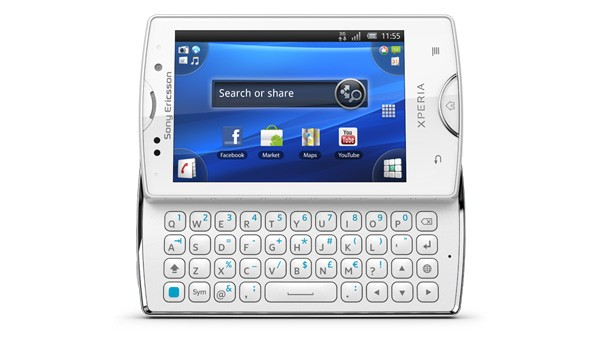 Sony keeps Xperia upgrade train rolling, brings ICS to Mini Pro