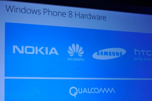 Windows Phone 8 to start on HTC, Huawei, Nokia and Samsung devices with support for 180 countries