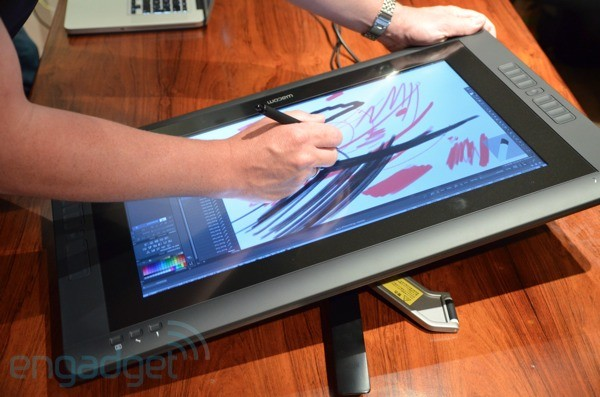 Wacom announces Cintiq 22HD pen display, we go handson video